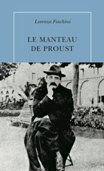 Couverture Le manteau de Proust