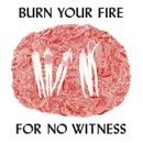 Pochette Burn Your Fire for No Witness