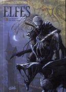 Couverture La Dynastie des Elfes noirs - Elfes, tome 5