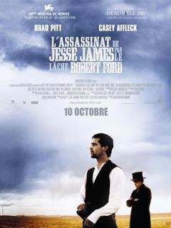 Affiche L'Assassinat de Jesse James par le lâche Robert Ford