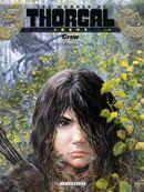 Couverture Crow - Les Mondes de Thorgal : Louve, tome 4