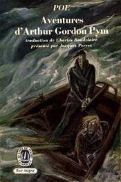 Couverture Les Aventures d'Arthur Gordon Pym