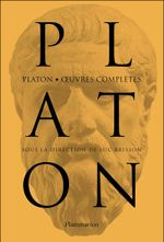 Couverture Platon, Oeuvres complètes