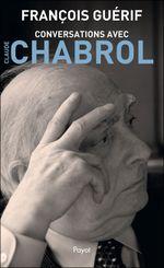 Couverture Conversations avec Claude Chabrol