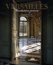 Couverture Versailles : invitation privée