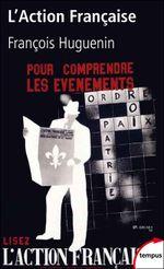Couverture L'action française