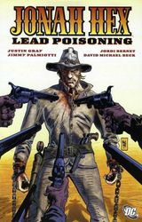 Couverture Lead Poisoning - Jonah Hex (2006), tome 7