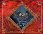Couverture The Hobbit : The Desolation of Smaug, Chronicles : Art and Design