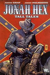 Couverture Tall Tales - Jonah Hex (2006), tome 10