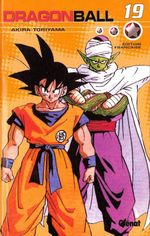 Couverture Dragon Ball (Intégrale), tome 19