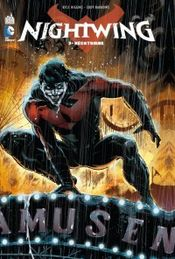 Couverture Hécatombe - Nightwing, tome 3