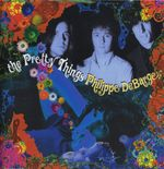 Pochette The Pretty Things / Philippe DeBarge