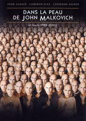 Affiche Dans la peau de John Malkovich