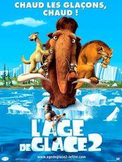 Affiche L'Âge de glace 2