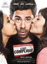 Affiche Situation amoureuse : C'est compliqué