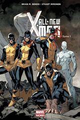 Couverture X-Men d'hier - All-New X-Men (2012), tome 1