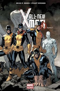Couverture X-Men d'hier - All-New X-Men (2012), tome 1