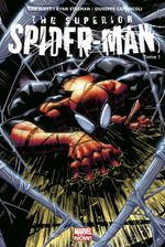 Couverture Mon Premier Ennemi - Superior Spider-Man, tome 1