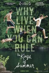 Affiche The Kings of Summer