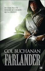 Couverture Farlander - Le Cœur du monde, tome 1