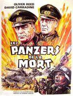 Affiche Les Panzers de la Mort