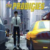 Couverture The Prodigies : Artbook