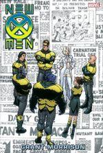 Couverture New X-Men Omnibus