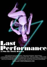 Affiche Last Performance