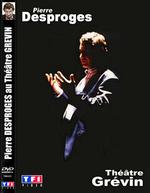 Affiche Pierre Desproges au Théâtre Grévin