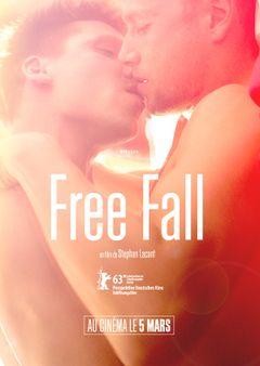Affiche Free Fall