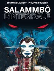 Couverture Salammbô : L'Intégrale