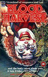 Affiche Blood Harvest