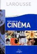 Couverture Dictionnaire du cinéma