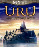 Jaquette Uru : Ages Beyond Myst