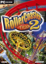 Jaquette RollerCoaster Tycoon 2