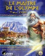 Jaquette Zeus : Le Maître de l'Olympe
