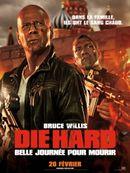 Affiche Die Hard : Belle journée pour mourir