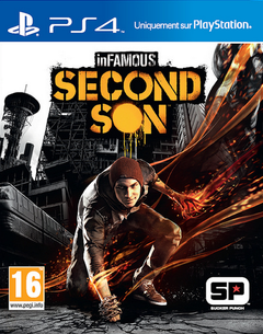 Jaquette inFamous : Second Son