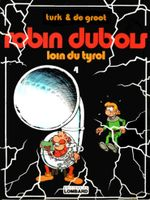 Couverture Loin du Tyrol - Robin Dubois, tome 4