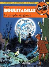 Couverture La poupée sanglante - Rouletabille, tome 4