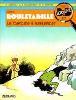 Couverture La machine à assassiner - Rouletabille, tome 5