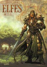 Couverture L'Élu des semi-Elfes - Elfes, tome 4