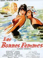 Affiche Les Bonnes Femmes