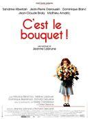 Affiche C'est le bouquet !
