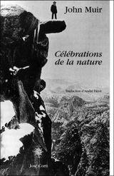 Couverture Célébration de la nature