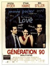 Affiche Génération 90