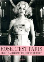 Couverture Rose c'est Paris