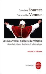 Couverture Les nouveaux soldats du Vatican