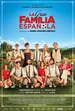 Affiche La gran familia española