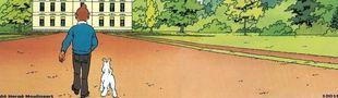 Cover - Tintin -